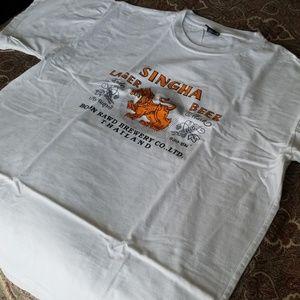 Singha Beer t-shirt